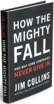Jim Collins Book How the Mighty Fall