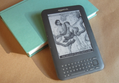 Kindle and Hardcover Book