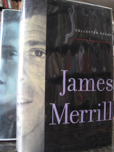 James Merrill Book