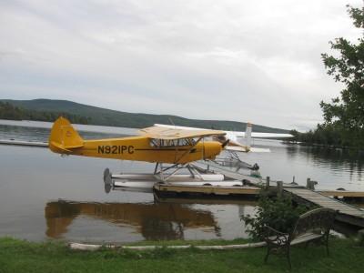 Seaplane Maine