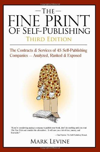 Fine Print of Self-publishing