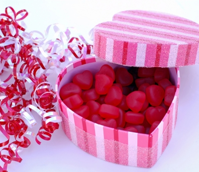 Valentine's Day Candy Box