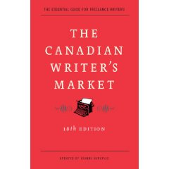 Canadian Writers Market
