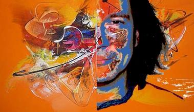 Guido Henkel Painting