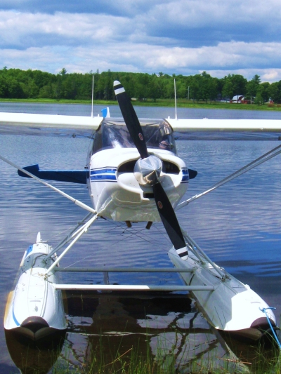 Possible Cover Image for Seaplane Book