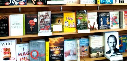 Bestsellers 2012