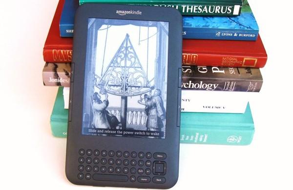 Books-Kindle