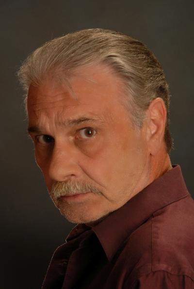 Author Patrick Jones