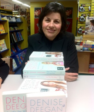 Denise Deegan Book Signing