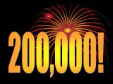 Celebrating 200.000 Readers