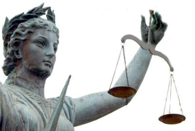 Justitia- Copyright