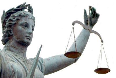 Justitia- Copyright