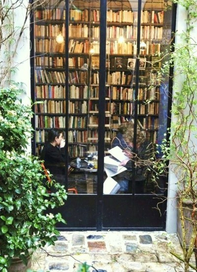 Book-Store-Window