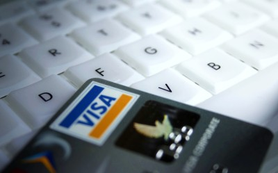 Keyboard-VisaCard
