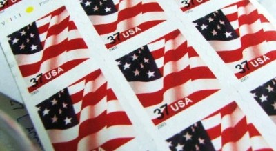 American-stamps