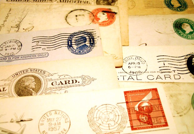 Antique-Stamps