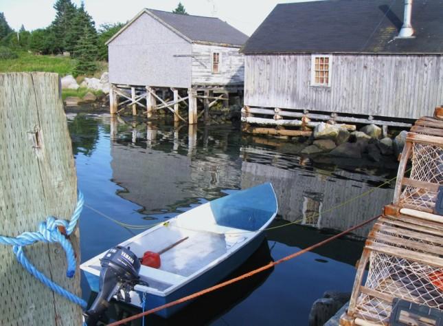 Fishing-Wharf