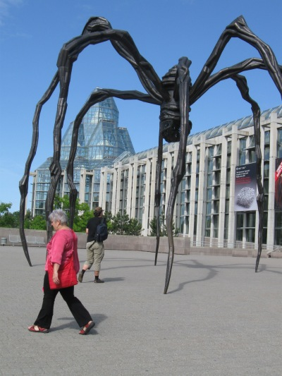 BigSpider_National GalleryOttawa