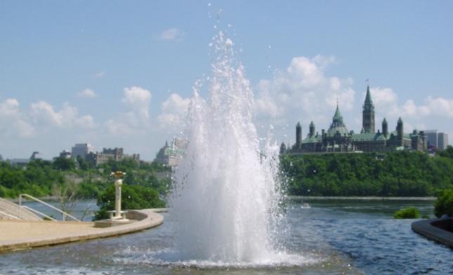 Ottawa-Canada-Parliament