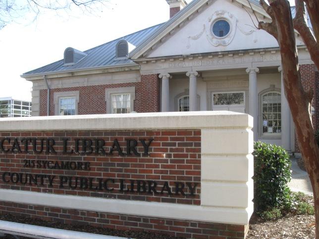 LibraryDecator Georgia